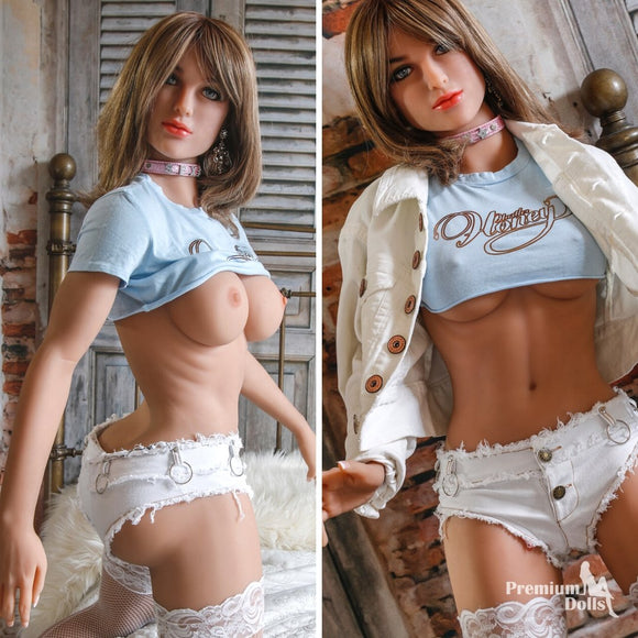 Brianna - Ultra realistic Sex Doll with Fit body from Premium Dolls