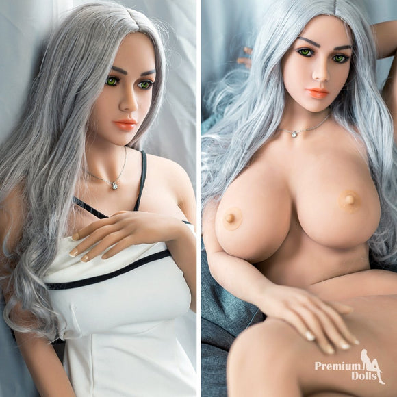 Britney - Real TPE Silicone Sex Doll Huge Breasts from Premium Dolls