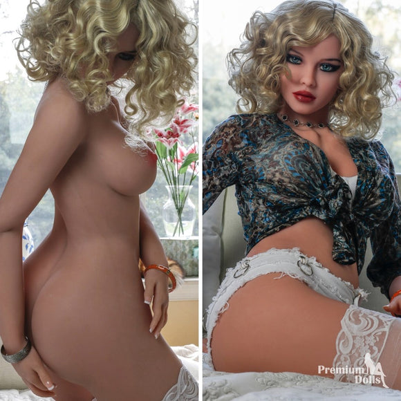 Candice - Beautiful Curvy Hip Sex Doll with TPE skin. from Premium Dolls