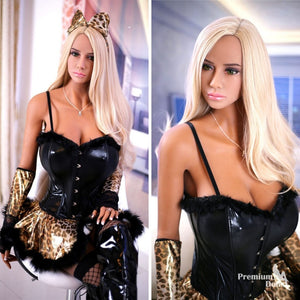 Caroline - TPE Sex doll with Huge Breasts in 6 sizes! from Premium Dolls