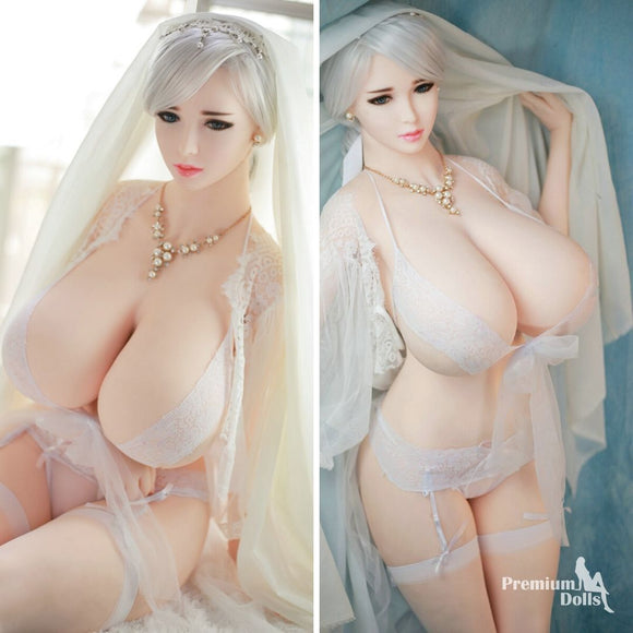 Celia - Sex Doll 5ft 6 with Huge Breast and Lifelike finishes from Premium Dolls
