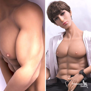 David - 165cm Male Silicone Sex Doll With Huge Penis from Premium Dolls