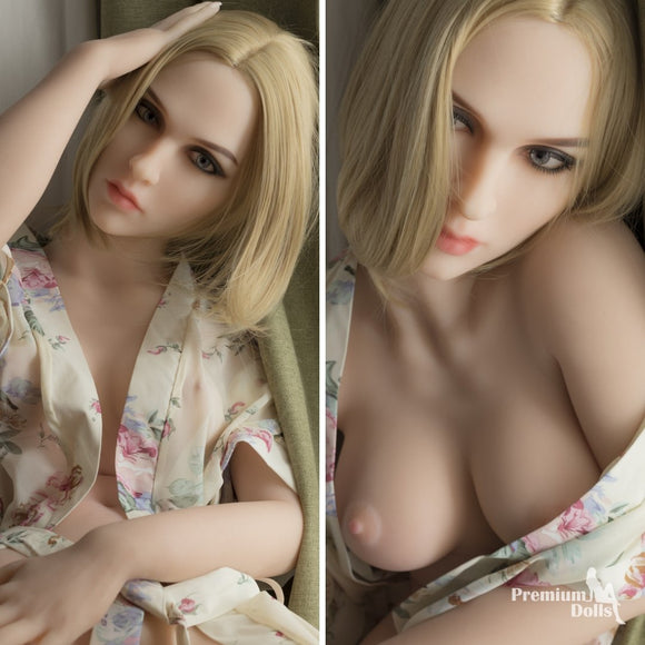 Dixie - Amazing Blond Sex Doll with incredible face from Premium Dolls