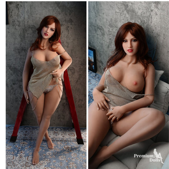 Elliana- The Redhead beauty Sex Doll from Premium Dolls