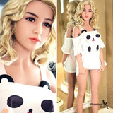 Emily - Beautiful Real TPE Silicone Sex Doll (6 Sizes) from Premium Dolls