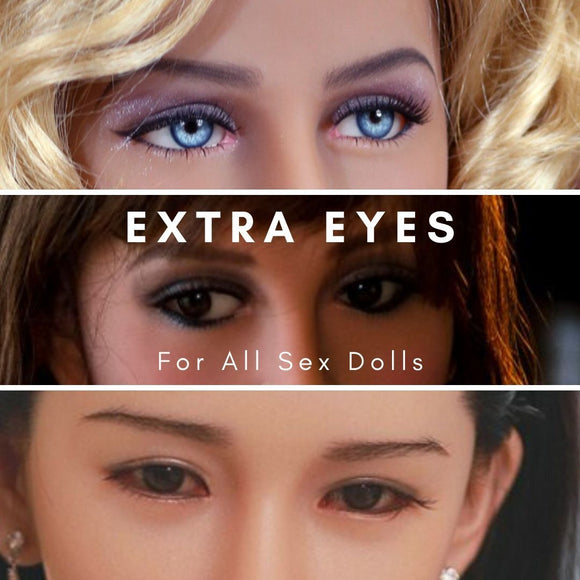 Extra Eyes for Sex Doll from Premium Dolls