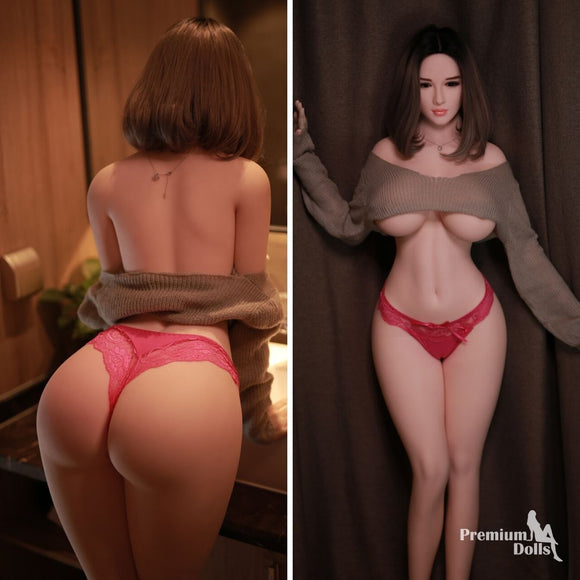 Fiona - Big Breast Real TPE Silicone Sex Doll from Premium Dolls