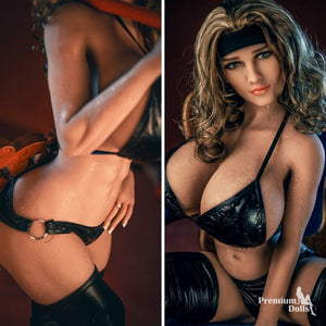 Juliette - Ultra Real-Feel TPE Skin Sex Doll with Metal Skeleton from Premium Dolls