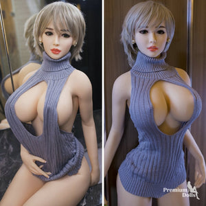Kaito - Ultra realistic Japanese TPE Sex Doll with Big Boobs (6 sizes) from Premium Dolls
