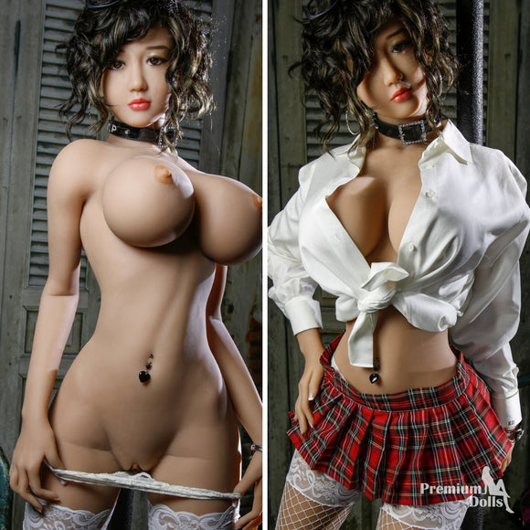 Kaylo - Asian Sex Doll made with TPE from Premium Dolls