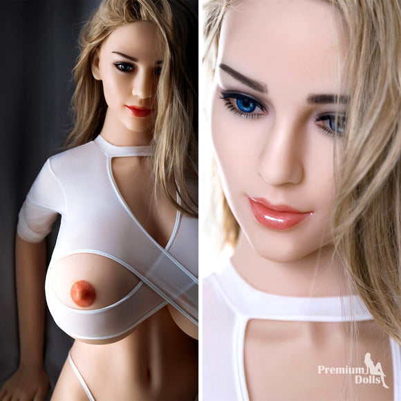 Kimberley - Stunning 170cm Sex Doll with Huge Breast from Premium Dolls