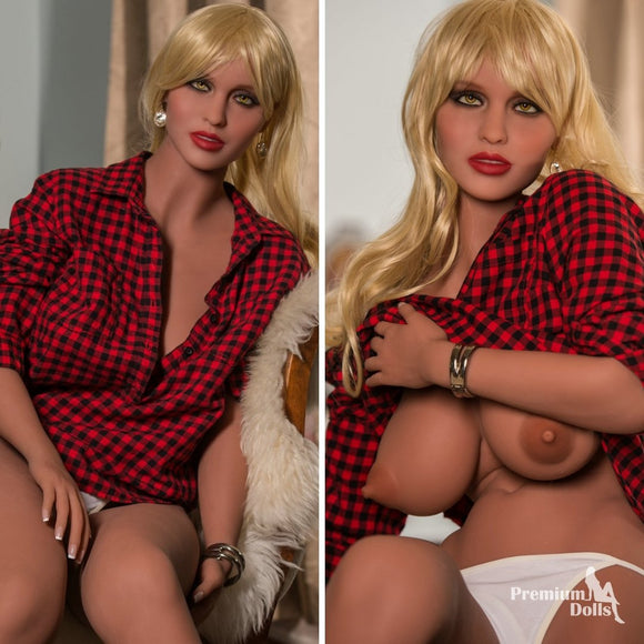 Kori - Amazing Sex Doll with Realistic Skin from Premium Dolls