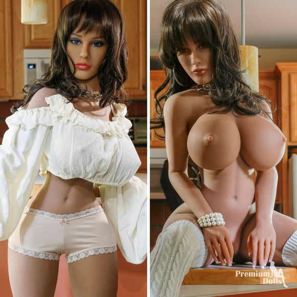 Kristen - Ultra realistic Sex Doll with huge boobs from Premium Dolls