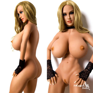 Kye - Ultra real-feel TPE Sex Doll 150cm tall from Premium Dolls