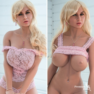 Lany - Hot Blond Sex Doll from Premium Dolls