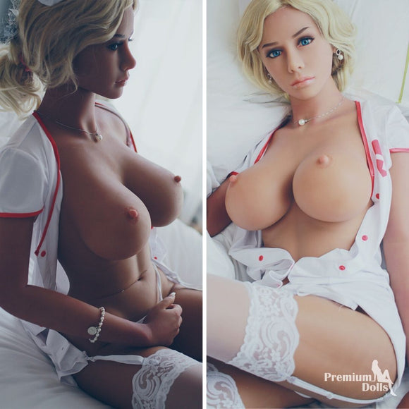 Lexi - TPE Ultra Realistic Sex Doll - 5ft 5 Hot Blond from Premium Dolls
