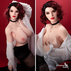 Lola - Redhead Sex Doll with Big boobs from Premium Dolls