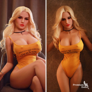 Lotus - Ultra Realistic TPE Sex Doll with steel skeleton from Premium Dolls