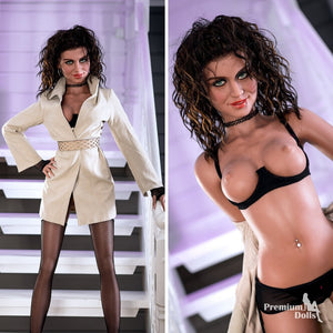 Luisa - Extra hot Sex Doll with TPE skin from Premium Dolls