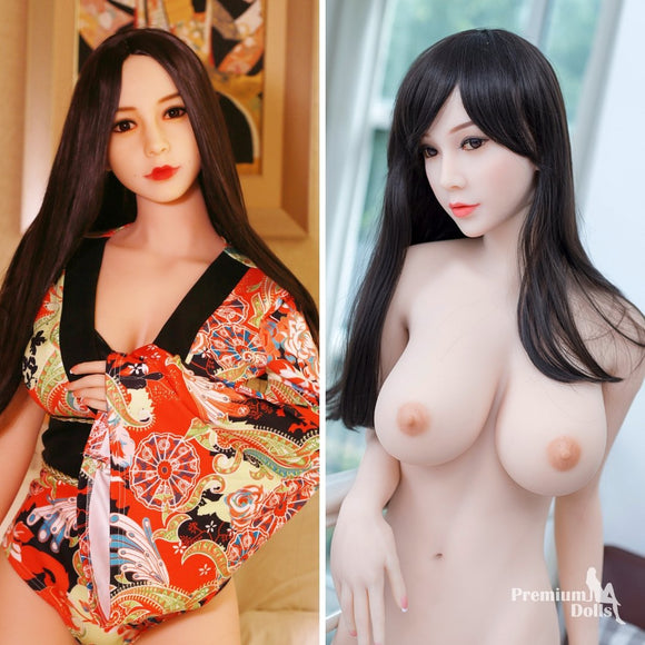 Madeline - Asian Beauty Sex Doll with Movable Joints from Premium Dolls