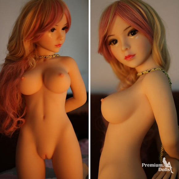 Mandy - Mini Ultra Real-Feel Sex Doll from Premium Dolls
