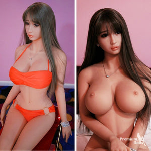 Maria - Ultra realistic Sex Doll with Huge Breasts from Premium Dolls