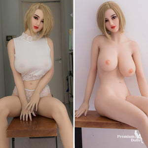 Melany - Ultra Realistic Sex Doll with TPE Skin from Premium Dolls