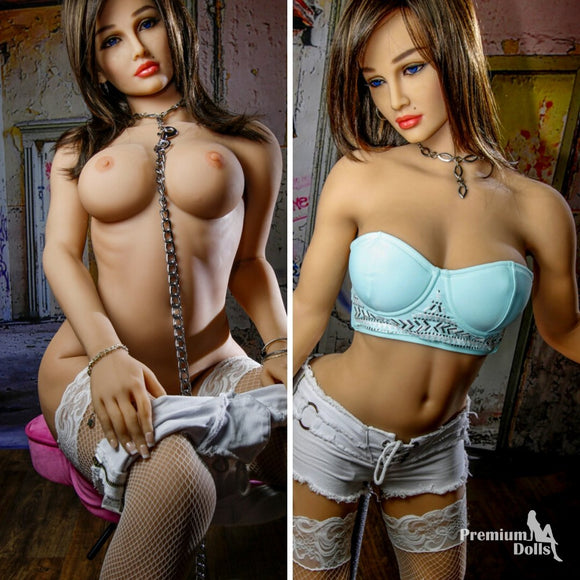 Melissa - Ultra Realistic 5ft 5 Sex Doll with Athletic Body from Premium Dolls