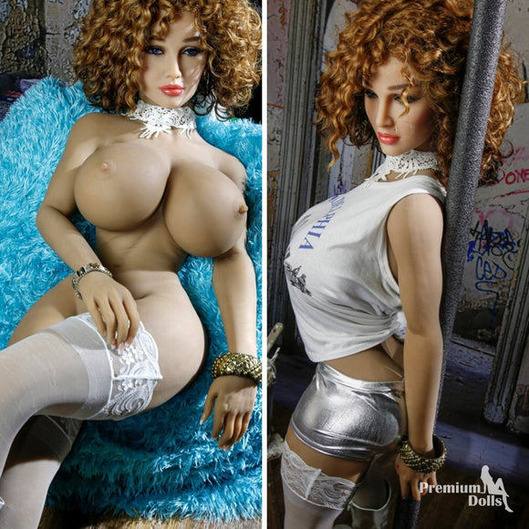 Miriam - Sex Doll with Huge Boobs and ltra real-feel skin from Premium Dolls