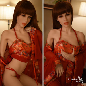 Moa -Sensual Sex Doll with TPE Skin from Premium Dolls