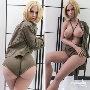 Mounife - Amazing Sex Doll with TPE Skin from Premium Dolls