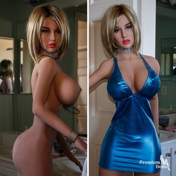 Nelly - Ultra real-feel Sex Doll with TPE skin from Premium Dolls