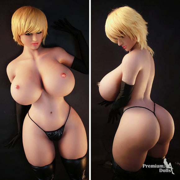 Nicolette - TPE Sex Doll with Big Boobs from Premium Dolls