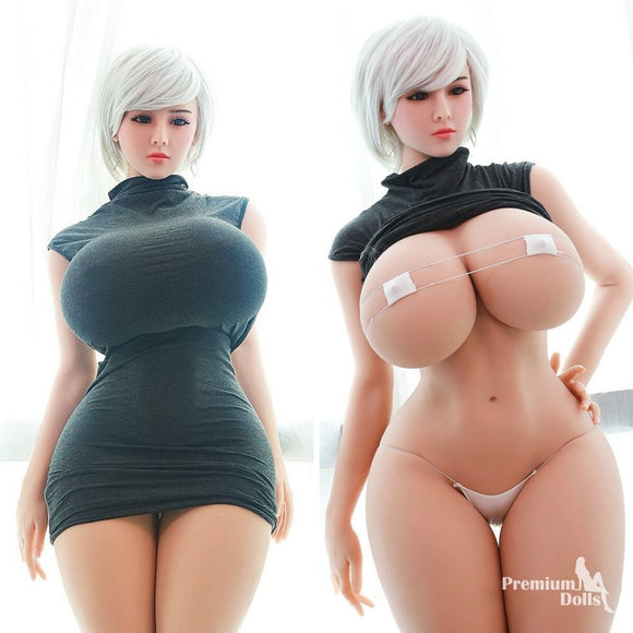 Odessa - 5ft 2 (159cm) Huge Breast Big Butt TPE Sex Doll from Premium Dolls