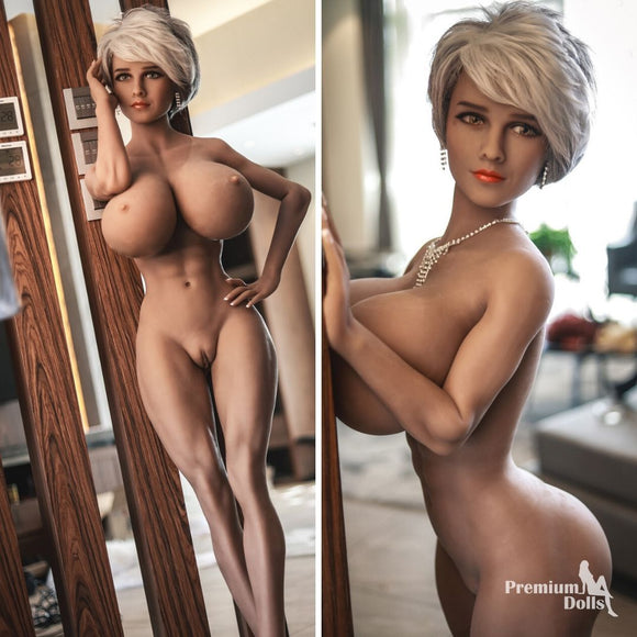 Olivia - TPE Big Boob Sex Doll 150cm from Premium Dolls