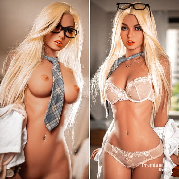 Quinn - Blonde Kinky 5ft 2 (158cm) Sex Doll from Premium Dolls