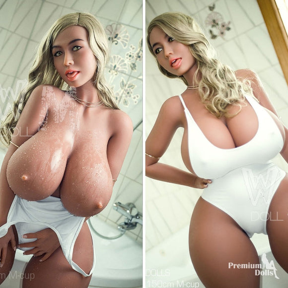 Rosalie - An amazing lond and curvy Sex Doll from Premium Dolls