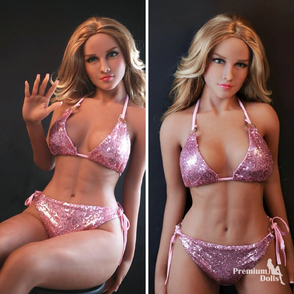 Roxy - Small breast slim Ultra Realistic Sex Doll (6 sizes) from Premium Dolls