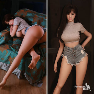 Sandra - Ultra realistic TPE Sex Doll with big breasts from Premium Dolls