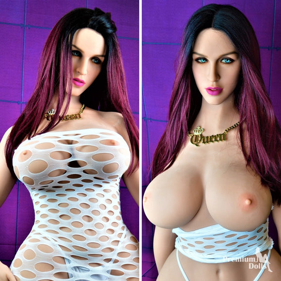 Serenity - Hot Sex Doll with Huge Boobs from Premium Dolls