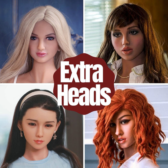 Sex Doll Heads from Premium Dolls