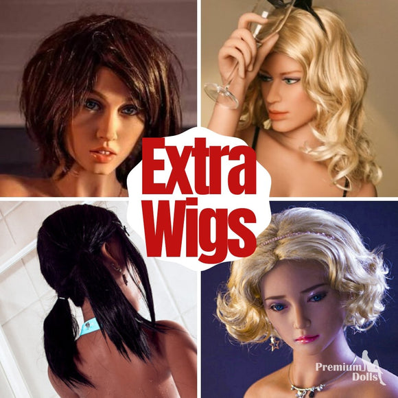 Sex Doll Wig from Premium Dolls