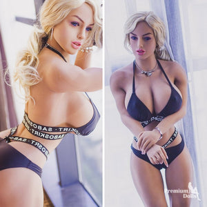 Stella - 5ft 5 (166cm) Athletic Body Sex Doll with Huge Breasts from Premium Dolls