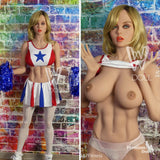 Tanti - Muscular Cheerleader TPE Sex Doll from Premium Dolls
