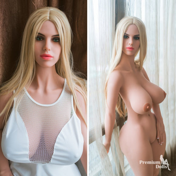 Tatiana - Hot Sex Doll with blond hair from Premium Dolls