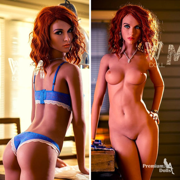 Tavira - Hot Red Head Sex Doll from Premium Dolls