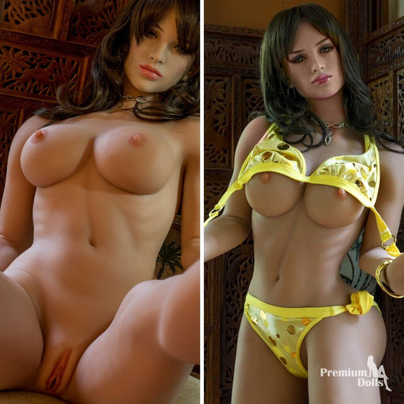 Teresa - Sex Doll with TPE Real-Feel Skin from Premium Dolls
