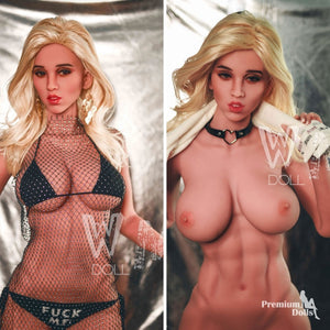 Vienna - Muscular-TPE Sex Doll from Premium Dolls