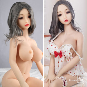 Yui - 3ft3 Top Quality 100cm TPE Sex Doll from Premium Dolls