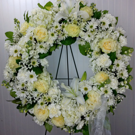Pure and Simple Wreath